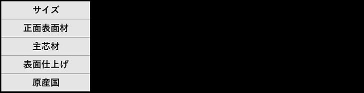 小さいミニ仏壇14号品質表示表